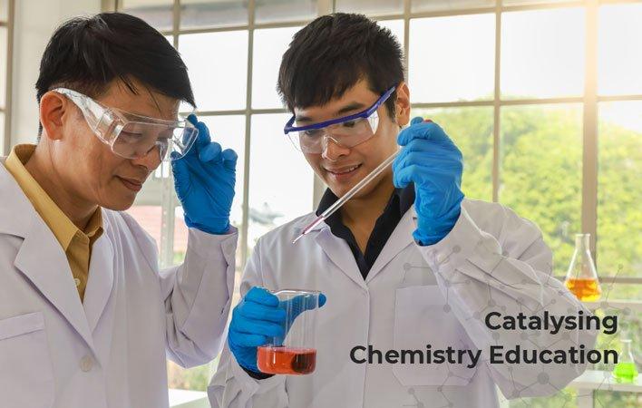 Catalysing Chemistry Education